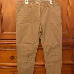Vineyard Vines Pants - Vineyard Vines Khaki Lightweight Pants, Size 14